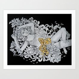Matrimony Art Print