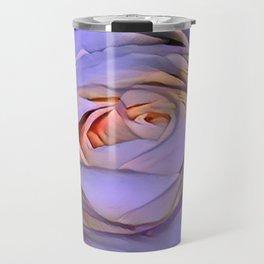 Violet rose Travel Mug