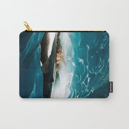 Glacial Lights Carry-All Pouch