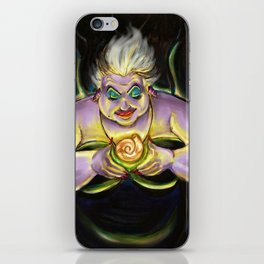The Divine Sea Witch iPhone Skin