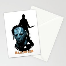 Halloween : Monster Madness Series Stationery Cards