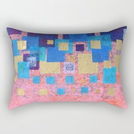 Harvest Moon Rectangular Pillow