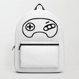 Mega Video Game Controller Retro Gaming Backpack