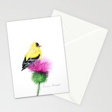 Little Goldfinch Stationery Cards