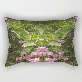 The Grasshopper Princess Rectangular Pillow