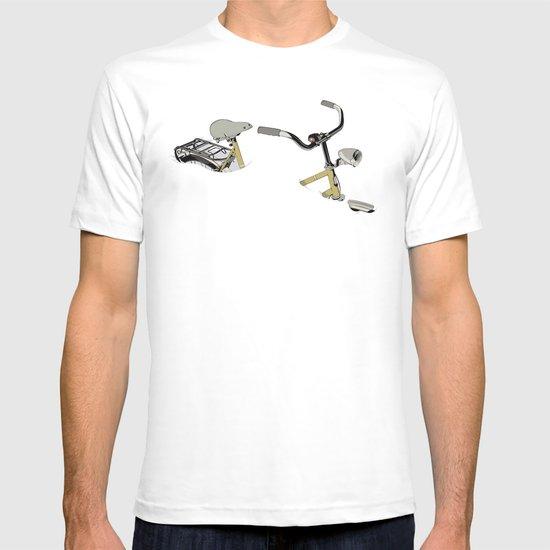 I CAN´T RIDE MY BIKE...!!! T-shirt