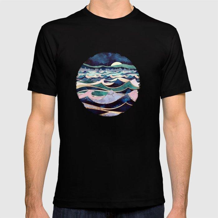 Moonlit Ocean T-shirt