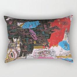 Old War Rectangular Pillow