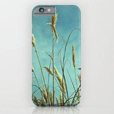 Aesthetic grass iPhone 6s Slim Case