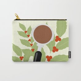 Espresso Carry-All Pouch