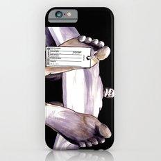 Toe Tag Slim Case iPhone 6s