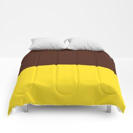 Choc Banana Comforters