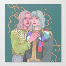 Link Canvas Print