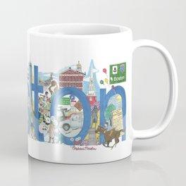 Boston - Cityscapes by Stephanie Hessler Coffee Mug