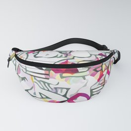Crowd - 2 Fanny Pack