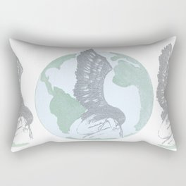 Earth Angel Rectangular Pillow