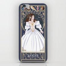 Sarah Nouveau - Labyrinth iPhone & iPod Skin