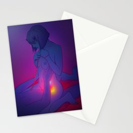 Erotic 1 Stationery Cards