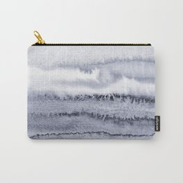 WITHIN THE TIDES - VELVET GREY Carry-All Pouch