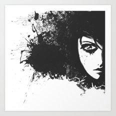 Lost Feelings Art Print