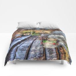 Tantobir Railway Comforters