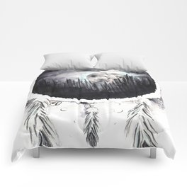 Misty Dreams Comforters