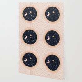 Love in Space Wallpaper