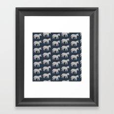 Unicorns  Framed Art Print