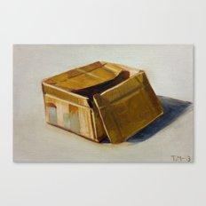 box Canvas Print