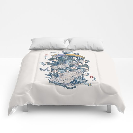 CAN CNTRL Comforters