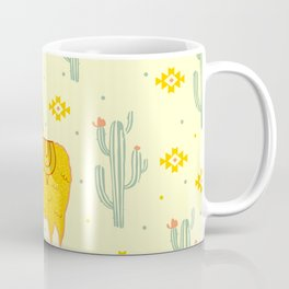 Alpaca summer Coffee Mug