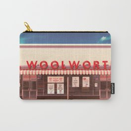 F.W. Woolworth Carry-All Pouch