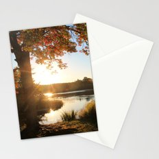 Fleeting Fall Stationery Cards