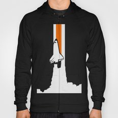 Launch me - The Final Flight of the Space Shuttle Hoody