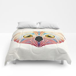 little owl Comforters