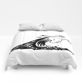 Monster Wave Comforters