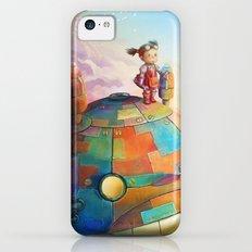 MEI and TOTORO iPhone 5c Slim Case
