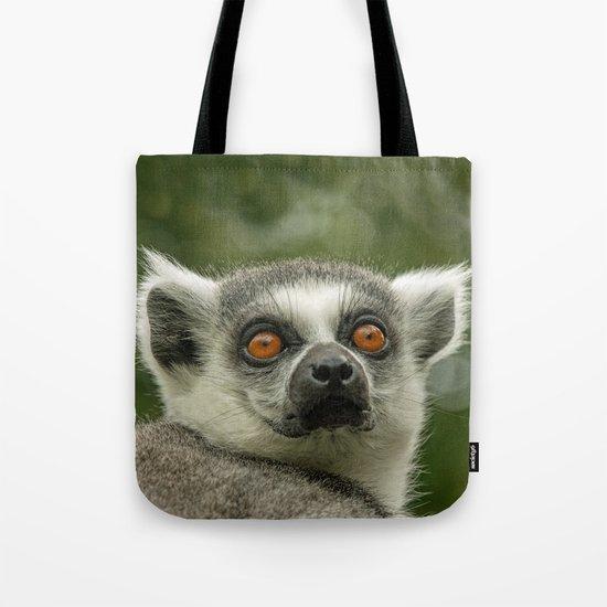 LEMUR LOVE Tote Bag