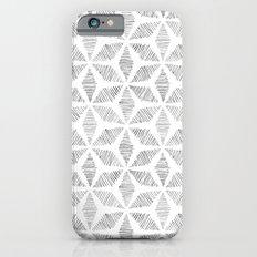 Striped Stars Slim Case iPhone 6