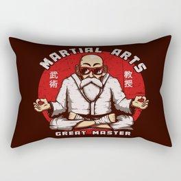 Great Master Rectangular Pillow