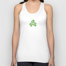 Clover Patch Unisex Tank Top
