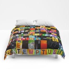 RELENTLESS 01 Comforters