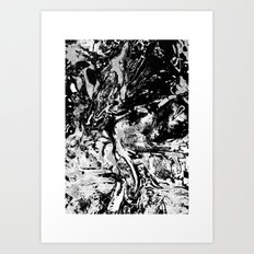 M034 BLK - HEISE EDITION - Art Print