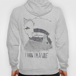 Wolf!Eren X Wolf!Levi Hoody