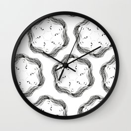 Wheel in the sky Wall Clock