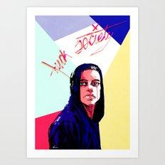 F.Society Art Print