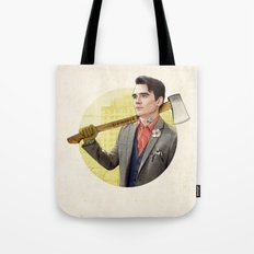 Mr. Michigan Tote Bag