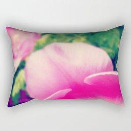 Timid Tulipa Rectangular Pillow