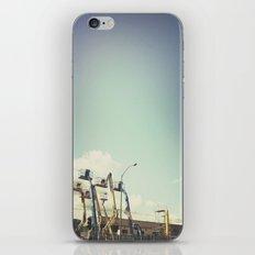 Metal Adolescent Bronotosauri iPhone & iPod Skin
