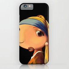 Girl with a Pearl Earring iPhone 6s Slim Case